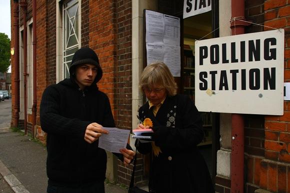 六天六夜:被延长的英国大选