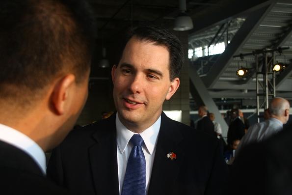 专访威斯康星州长沃克·斯科特:我们能使共和党东山再起