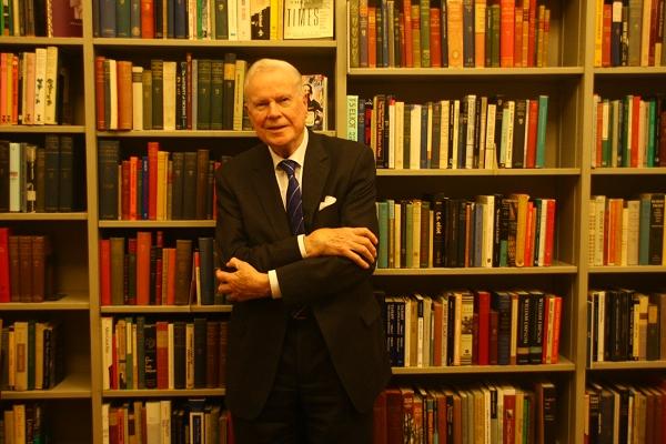 """专访诺贝尔文学奖评委会前主席埃斯普马克:""""莫言结合了马尔克斯和蒲松龄"""""""