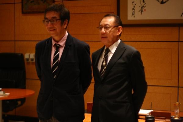 """杨受成:我不是娱乐大亨,是一名""""争气""""的香港人"""