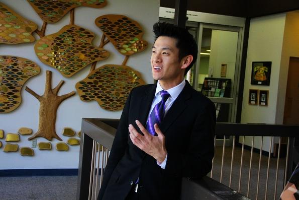专访三十岁美国华人同性恋市长罗达伦:政治与性取向无关